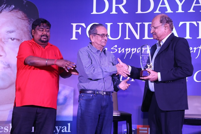 Dr Dayal Foundation celebrates its DDF Day by servicing humanity across various states of India