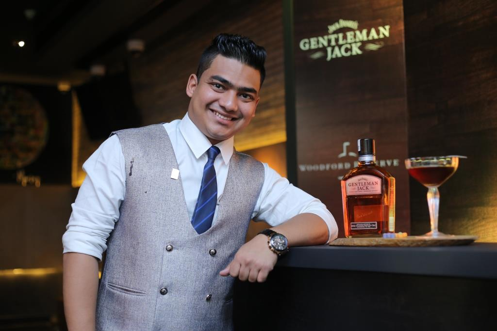 Mumbai mixologist wins the second edition of the Brown-Forman American Whiskey Cocktail Challenge 2018 in India