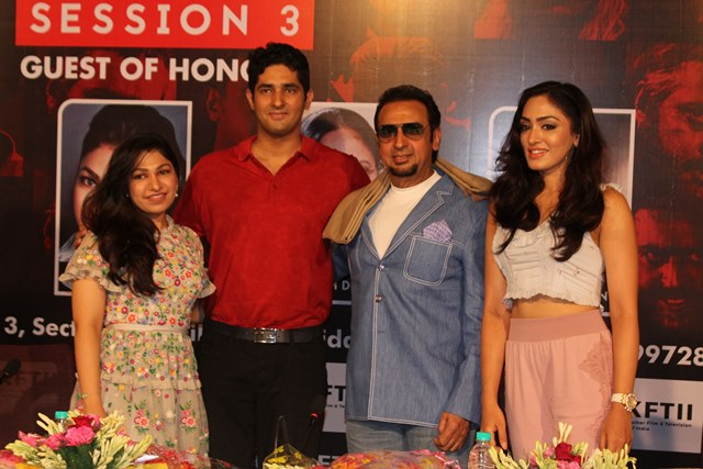 Gulshan Kumar Film  Television Institute of India inaugurated its Session-3