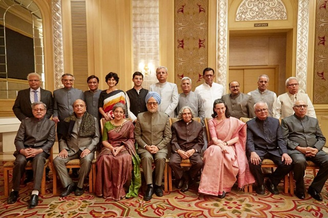 The much-awaited political drama The Accidental Prime Minister complete its shoot