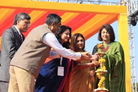 First edition of India Design Confluence inaugurated by Anar Patel