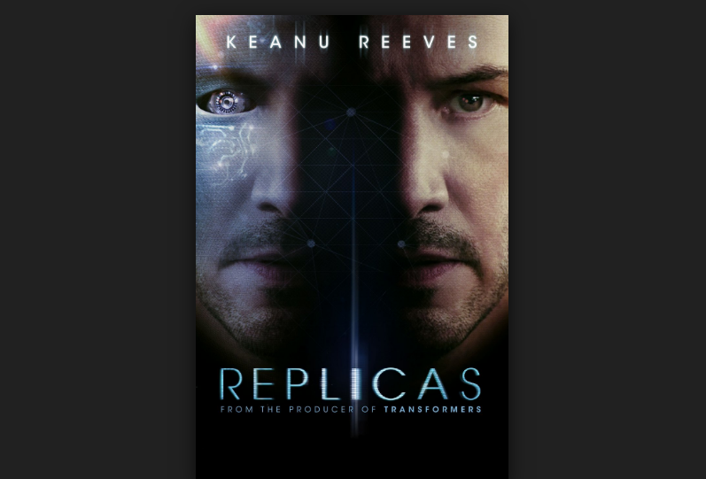 PVR PICTURES  will release Replicas in India on January 18th, 2019.
