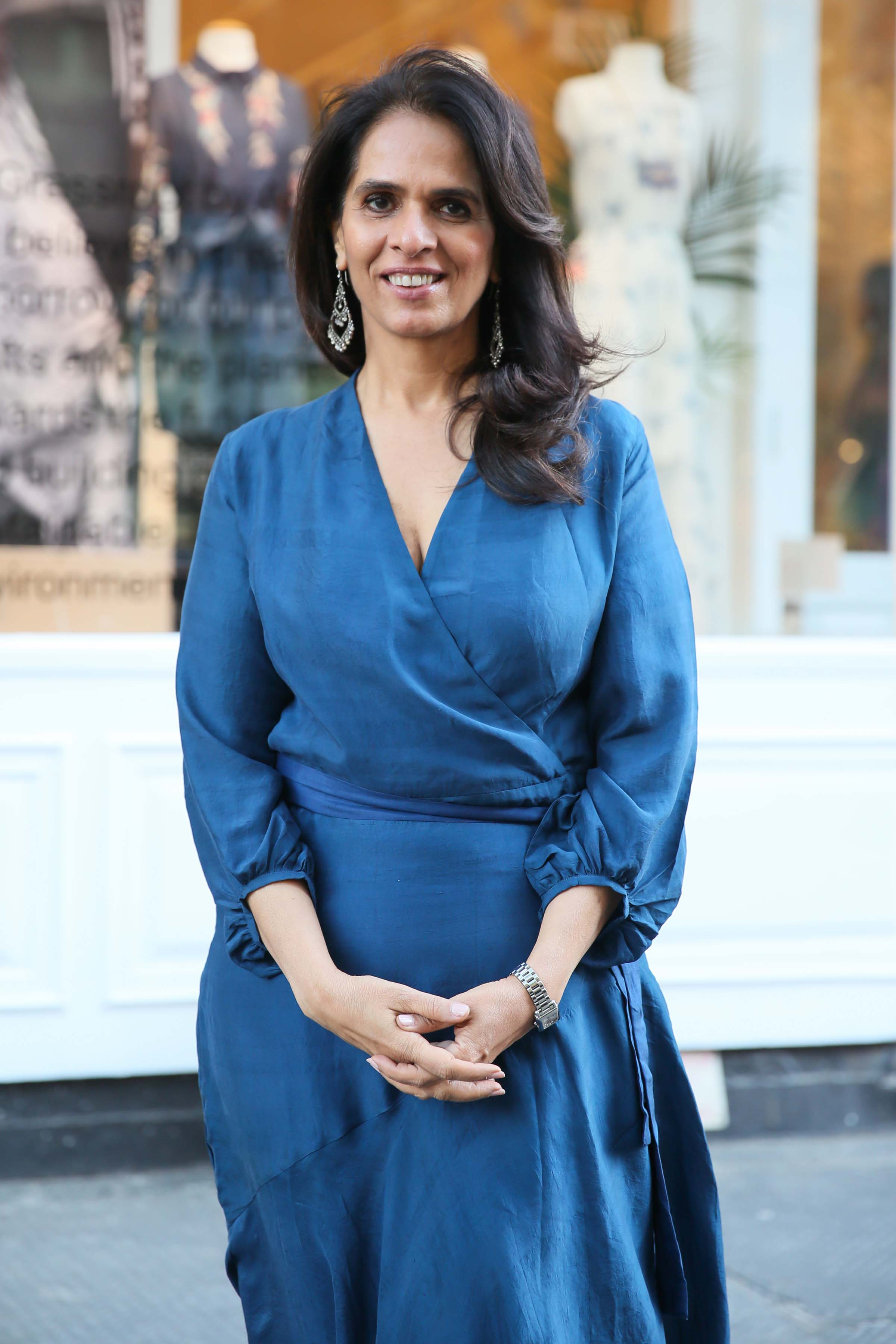 Anita Dongre launches her flagship store in New York City