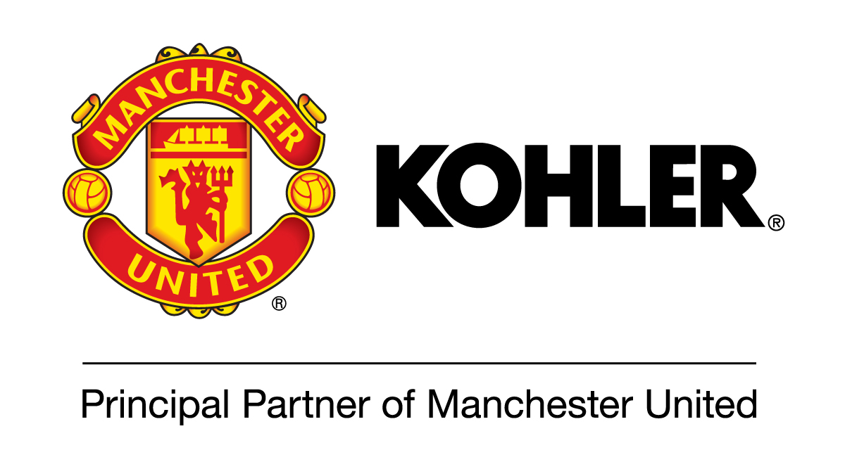 KOHLER CO. UNVEILED AS PRINCIPAL PARTNER  OF MANCHESTER UNITED