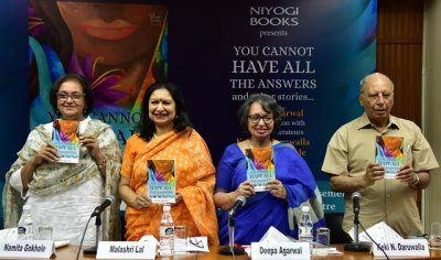 You Cannot Have All The Answers and other stories Author: Deepa Agarwal Publisher: Niyogi Books