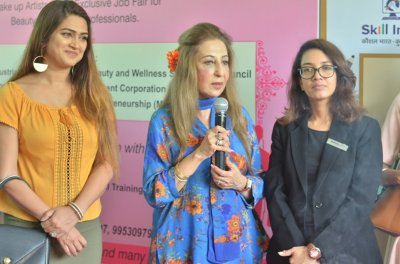 Beauty  Wellness Sector Skill Council Organises JobMela