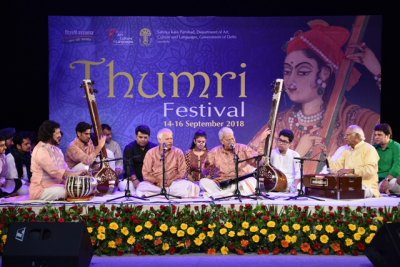 A MEDLEY OF THUMRI