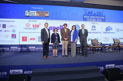 FIRST Construction Council hosts the 6th Annual EQUIPMENT INDIA Awards 2018