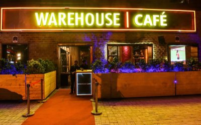 One of the best restaurant in Gurugram: Warehouse caf