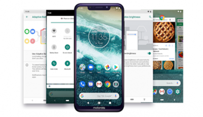 Motorola one power with AndroidTM 9 pie upgrade will now be available at INR 14,999