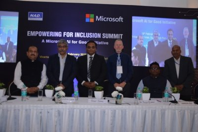 Microsoft calls for greater collaboration to harness the power of AI to empower people with disabilities
