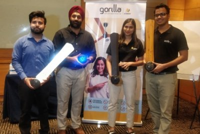 Atombergs Gorilla Renesa Smart Plus IoT smart fans unveiled in Delhi NCR eyes at  10 market share in the premium fans segment