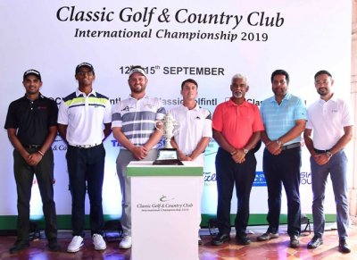 Clash of strong foreign challenge and home stars will be the highlight at Classic Golf and Country Club International Championship