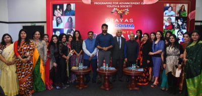 "PRAYAS a Non-Profit organisation had organised the 1st Edition of ""WEAVE"""