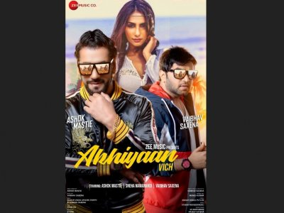 AKHIYAAN VICH by Zee Music Company