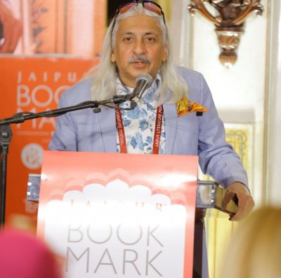 Jaipur BookMark begins on Jan 22nd Where Books Mean Business