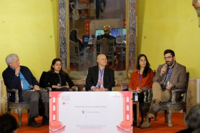 Inaugural Day of Jaipur BookMark Deep Dives Into Publishing Industry Trends
