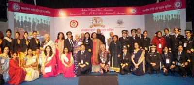 Indian Women Pilots Association  International Women Professionals in Aviation  Aerospace