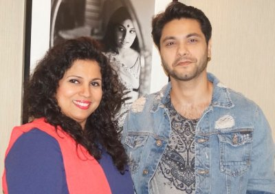 Hemaa Sardesai  Mishaal Raheja together launched their first Hollywood debut song