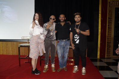 "Bang Bang"" First Music Project of Rapper  Tv sensation Akash Dadlani"