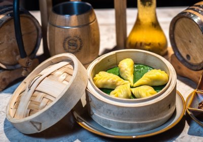 Indulge in the magic of Dim Sums and Draughts at Sheraton Hyderabad Hotel